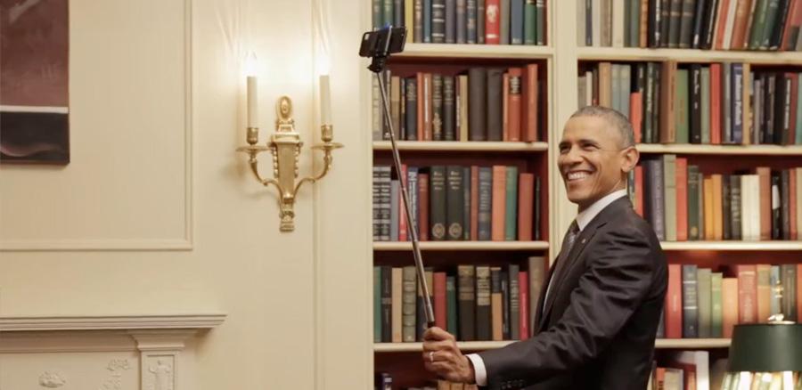 obama-selfie-stick